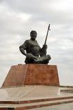 Monument Kashagan. Stock Photography