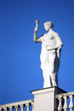 The monument in Kharkov Royalty Free Stock Image