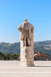 Monument of King Joao III of Portugal Stock Image