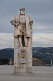 Monument of the King Joao Royalty Free Stock Images
