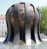 Monument à la lutte de la libération des personnes Photos libres de droits