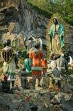 Monument La Ofrenda in Mexico city Royalty Free Stock Photography