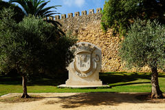 Monument at  Lagos, Algarve, Portugal Royalty Free Stock Image