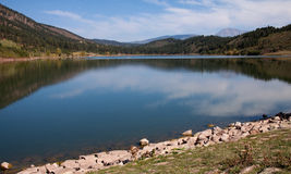 Monument Lake, Colorado Royalty Free Stock Photo