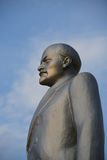 Monument for Lenin Royalty Free Stock Photo