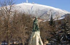 Monument Lermontov. Royalty Free Stock Photos