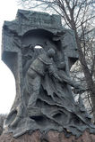 Monument les gardiens Photographie stock libre de droits