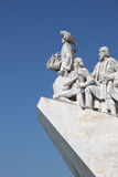 Monument in Lisbon, Portugal royalty free stock image