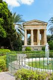 Monument, lower barakka gardens. Captured 26.09.2017 Stock Images