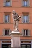 Monument of Luigi Galvani Royalty Free Stock Images