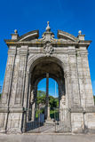 Monument in Matosinhos Royalty Free Stock Images