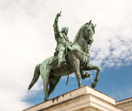 Monument of Maximilian I Royalty Free Stock Image