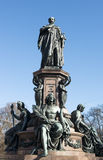 Monument Maximilian II, King of Bavaria Royalty Free Stock Photos