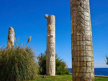 Monument  Mediterranean Cultures Torrevieja, Valencia, Spain. Monument  Mediterranean Cultures major summer tourist destination Torrevieja, Valencia, Spain Royalty Free Stock Photography