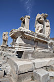 The Monument of Memmius. Selcuk, Izmir, Turkey Royalty Free Stock Photos