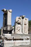 The Monument of Memmius. Selcuk, Izmir, Turkey Stock Image