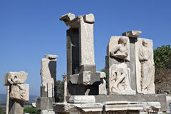The Monument of Memmius. Selcuk, Izmir, Turkey Royalty Free Stock Photography