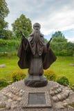 Monument of monasticism Stock Photo