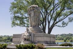 John Ericsson National Memorial Washington DC Stock Photos