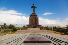 Free Monument Mother Armenia Royalty Free Stock Photo - 61858435