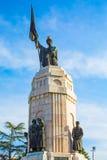 Monument of Mother Bulgaria in Veliko Tarnovo Stock Photography
