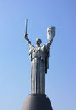 Monument of the Motherland, Kiev, Ukraine. Stock Image