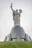Monument of the Motherland, Kiev Stock Images