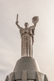 Monument of the Motherland, Kiev Stock Image