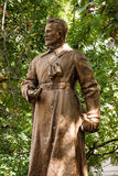 Monument of Mykola Oleksandrovich Shchors Royalty Free Stock Photography