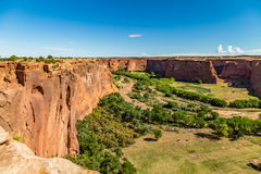 Monument national de Canyon De Chelly Photos stock