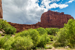 Monument national de Canyon De Chelly Images stock