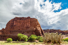 Monument national de Canyon De Chelly Image stock