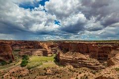 Monument national de Canyon De Chelly Image stock