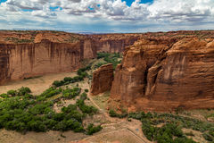 Monument national de Canyon De Chelly Image libre de droits
