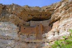 Monument national de château de Montezuma Photos stock