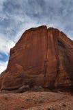 Monument national de falaises vermeilles Photo stock