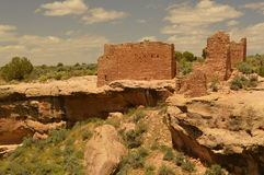 Monument national de Hovenweep Photos stock