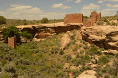 Monument national de Hovenweep Photo stock