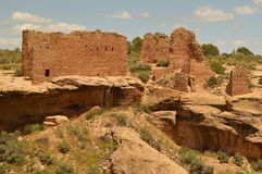 Monument national de Hovenweep Image stock