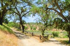 Monument national de pinacles Images libres de droits
