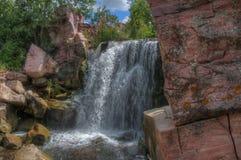 Monument national de Pipestone au Minnesota du sud-ouest photos libres de droits