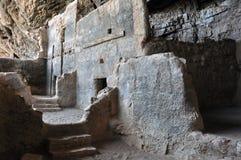 Monument national de Tonto photos stock
