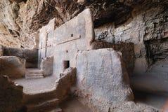 Monument national de Tonto image libre de droits