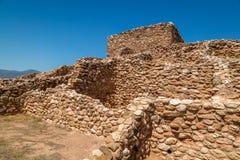 Monument national de Tuzigoot Photos libres de droits