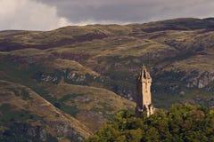 Monument national de Wallace Photos libres de droits