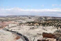 Monument national grand d'Escalier-Escalante Image libre de droits