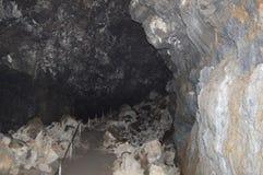 Monument national volcanique de Newberry Image stock