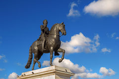 Free Monument Of Henrici Magni Stock Photo - 68505850
