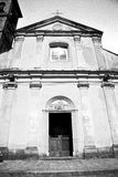 Monument old architecture in italy europe milan religion Royalty Free Stock Photos