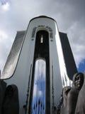 Monument op Eiland van Scheuren. Royalty-vrije Stock Foto's
